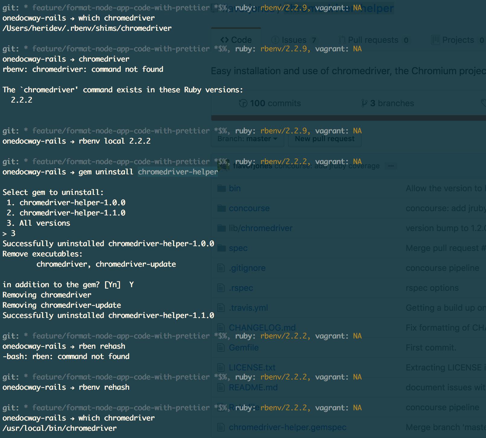 My personal blog about web development by Heriberto Perez